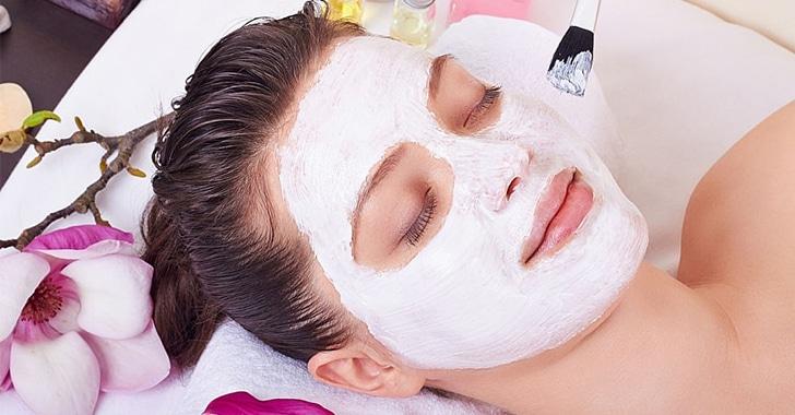 Устранение пегминтации припомощи маски с перекисью водорода