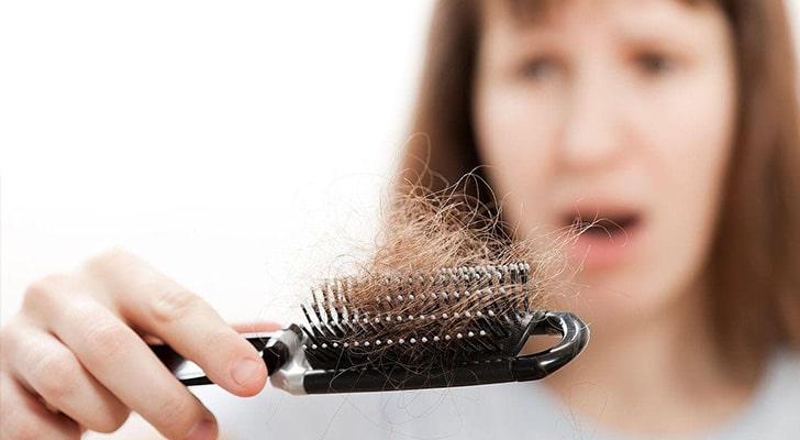 выпаление волос гормональный фон