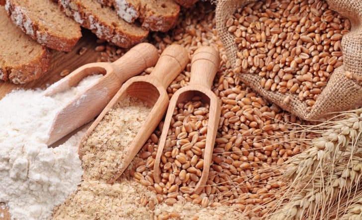 Зерновые, крупы и рафинированная мука