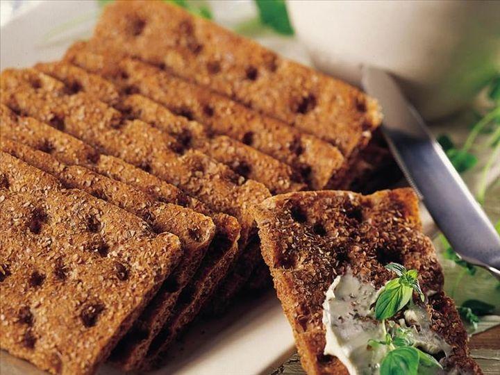 Хлебцы без глютена