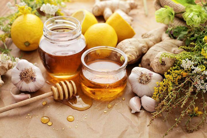 Мед и чеснок для иммунитета