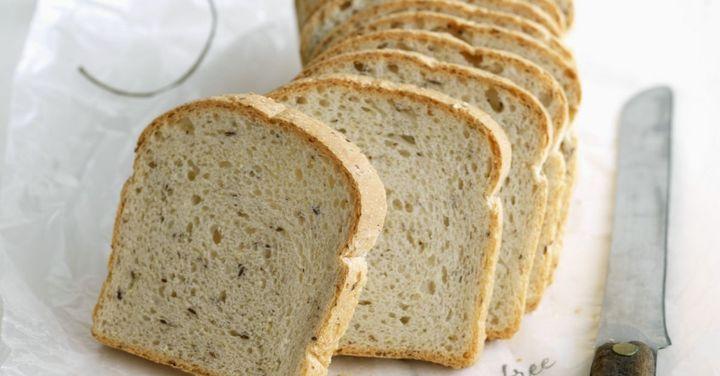 Нарезанный хлеб без глютена