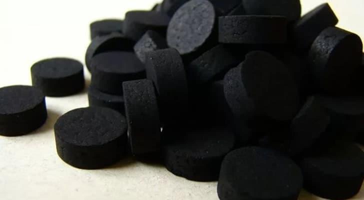 Активированный уголь для волос