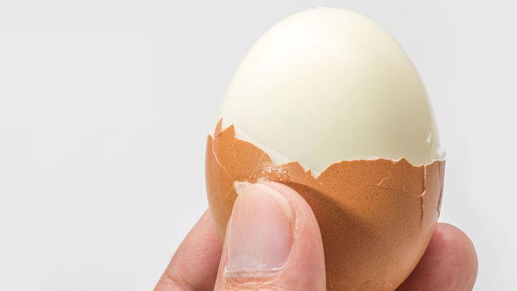 Вареные яйца как перекус