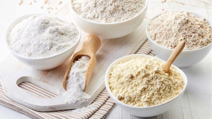 Экзотические продукты для безглютеновой выпечки