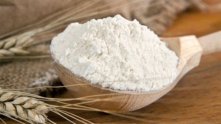 Пшеничнпя мука с клейковиной