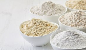Миниатюра к статье Чем заменить пшеничную муку в выпечке и других блюдах