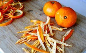 Что сделать из мандариновых корок применение кожуры