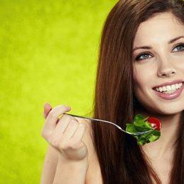 Правила в рационе питания для здоровья ваших волос
