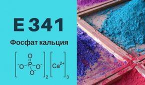 Миниатюра к статье Фосфат кальция пищевая добавка Е341