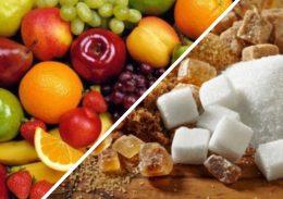Фруктоза и сахар – оба натуральные, то такие разные