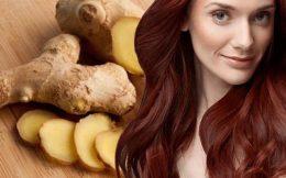 Полезные свойства имбиря для волос