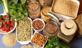 Миниатюра к статье В каких продуктах содержится клетчатка: список источников пищевых волокон для здорового кишечника