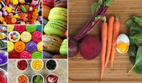 Миниатюра к статье Красивая еда привлекает нас всегда! Немного о красителях или красим пищу правильно