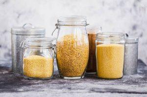 Крупы из пшеницы