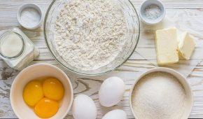 Миниатюра к статье Лучшие идеи чем заменить яйца в выпечке