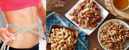 Лучшие орехи для похудения