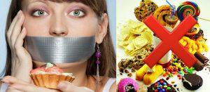 Отказаться от сладкого и мучного не сложно