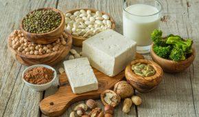 Миниатюра к статье Продукты – источники растительного белка для полноценного питания вегетарианцев