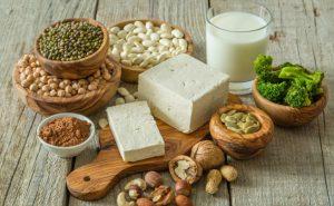 Продукты – источники растительного белка