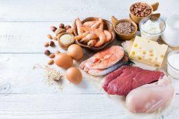 В каких продуктах содержится сера