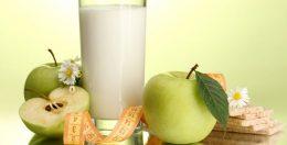 Смузи из яблок для похудения без диеты