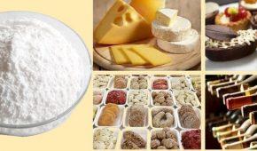 Миниатюра к статье Сорбиновая кислота Е200 — главная помощница пищевой индустрии