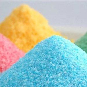 Разноцветный сахар