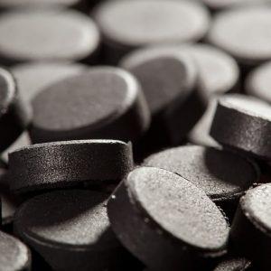 Активированный уголь в таблетках