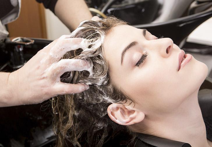 Оздоровление волос