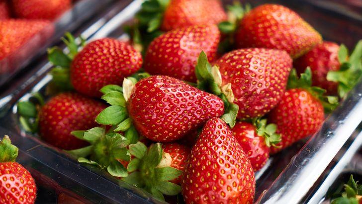 Правила при покупке ягод