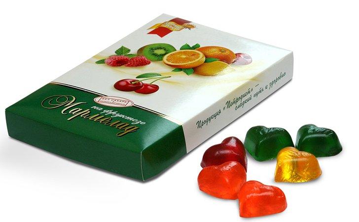 Мармелад с фруктозой при диабете
