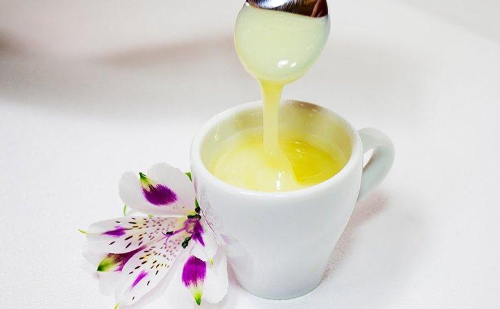 Сгущенка заменит сахар в чае или кофе