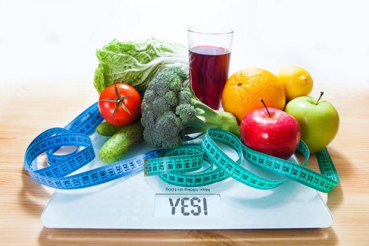 Питание для снижения массы тела