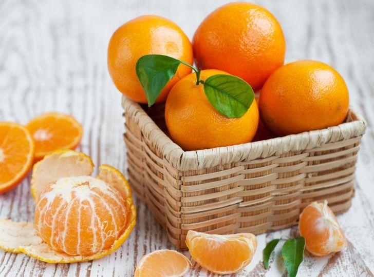 Применение для здоровья мандариновых корок