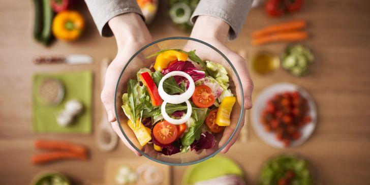 Полезные вещества еды