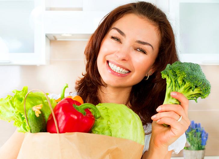 Как употреблять продукты питания