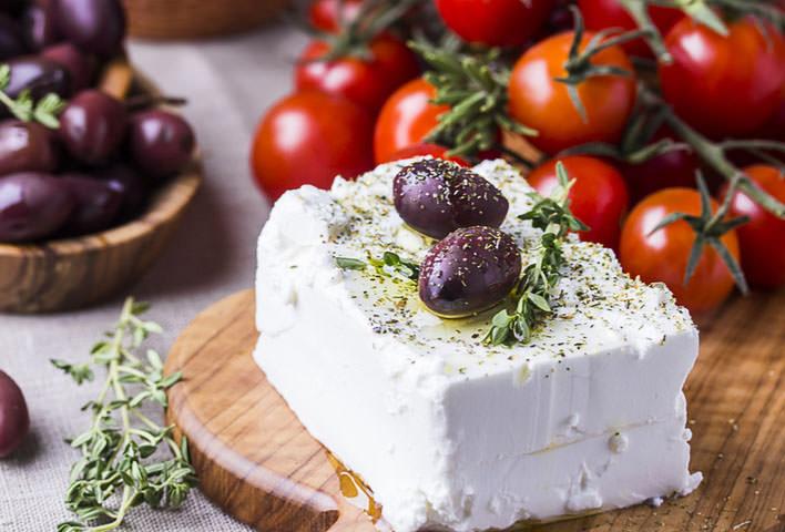 Полезный рассольный сыр