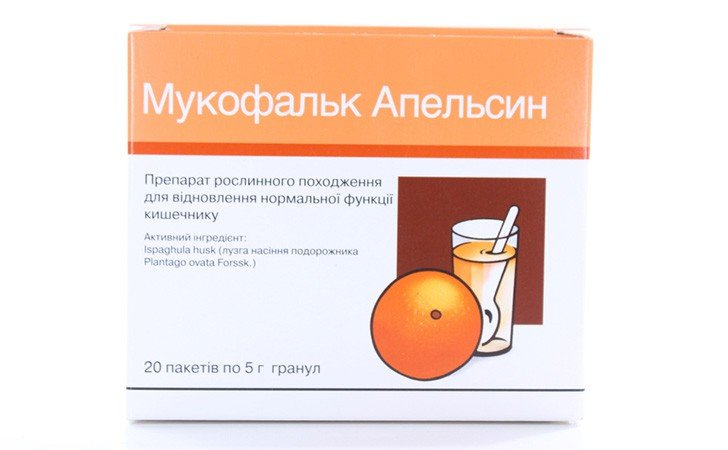 Мукофальк - аналог Фитомуцила