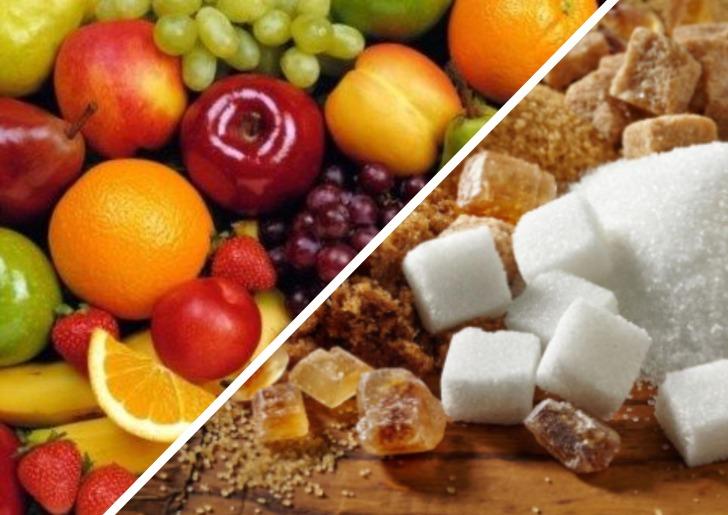 Фруктоза заменитель сахара