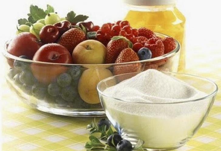 Чем отличается фруктоза от сахара