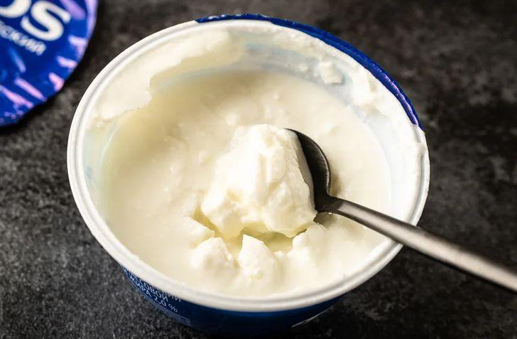 Что представляет собой греческий йогурт