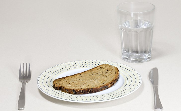 Диета на хлебе и воде