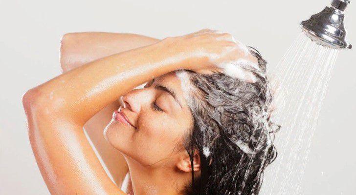 мытье волос хозяйственным мылом