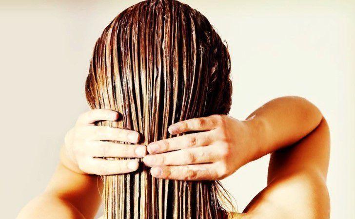 маска для жирных волос из мыла