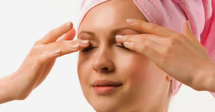 Маска от морщин вокруг глаз