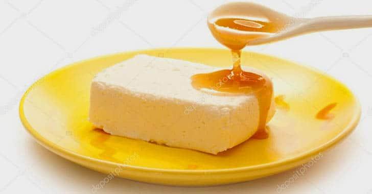 Маски от морщин из меда и твогога, польза