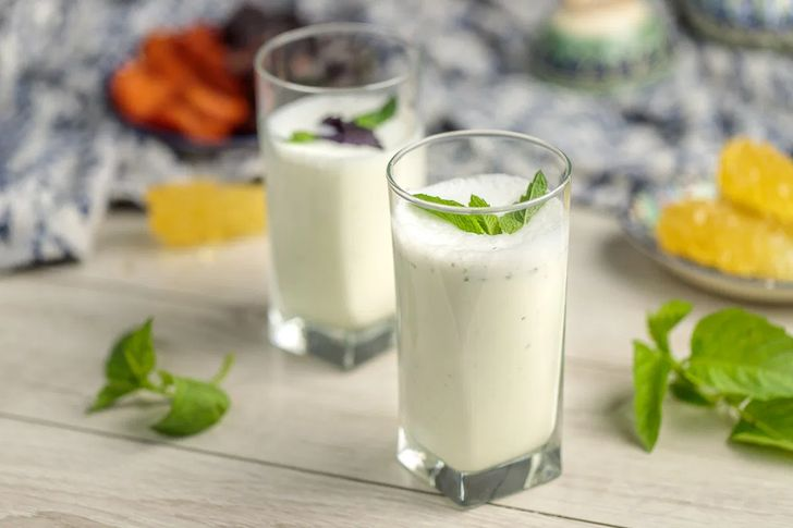 Свойства йогурта и кефира