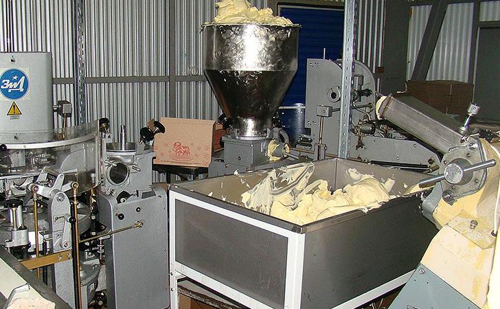 Технология производства масла