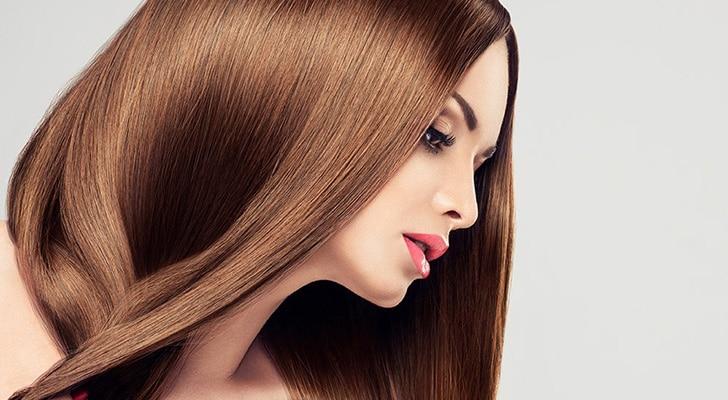 Последовательность действий при ламинировании волос дома